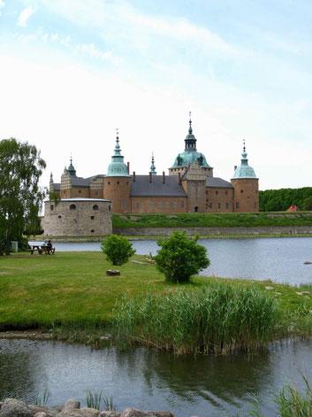 Kalmar Schloss, Schweden Urlaub, Reiseberichte