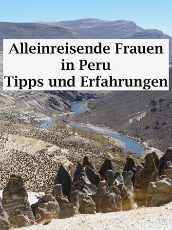 Peru Reise: Alleinreisende Frauen unterwegs mit öffentlichen Verkehrsmitteln