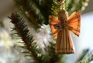 Lustige Weihnachtegdichte: Irrflug eines Weihnachtsengels