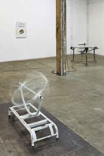 Rémi Bragard, galerie HLM, Marseille, © jean christophe Lett