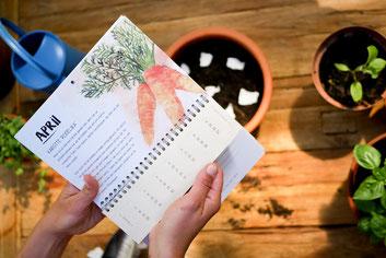 Der wachsende Kalender