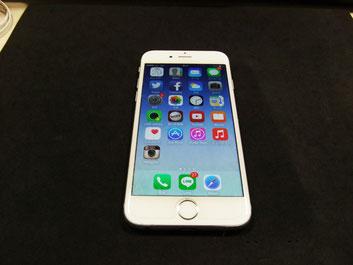 水没から無事復旧のiPhone5s