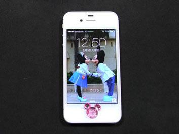 画面交換で治ったiPhone4s