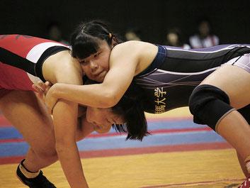 アジアクイーンの強さを発揮した木村安里