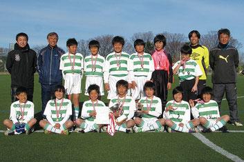 太田少年サッカー選手権