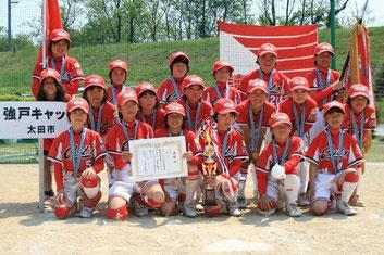 第29回読売旗争奪群馬県学童ソフトボール大会