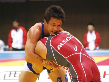 2度目のアジア大会に挑む隆太郎