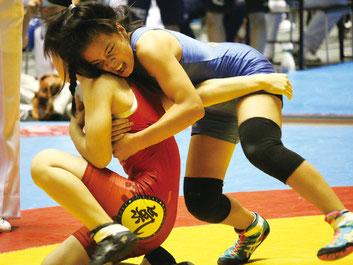 優勝への強い気持ちが功を奏し、2年ぶりの優勝を飾った藤倉