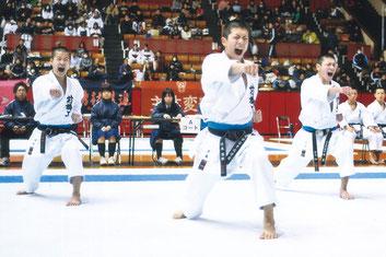 第21回関東高校空手道選抜大会