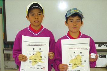 全日本小学生ソフトテニス群馬県予選