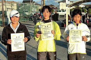 第15回オレンジカップジュニアテニストーナメント