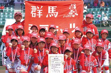 春季小学生女子ソフトボール大会 強戸キャッツ