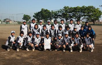 優勝した市立太田高校