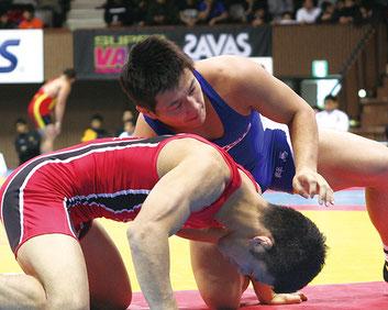 準決勝まで完勝続きだった隆太郎