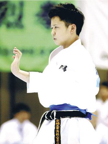 念願のジュニアナショナルチーム入りを果たした菊地