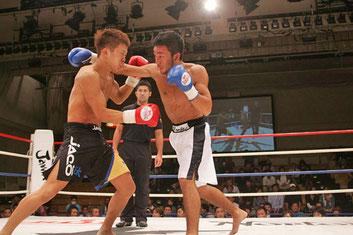 神戸翔太逆転KO勝利!