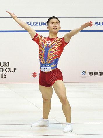 日本のエースとして、次は6月の世界選手権での活躍に期待されている斉藤