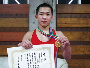南関東中学生レスリング