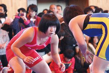 関東甲信越少年少女レスリング
