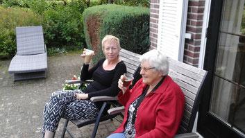 dagbesteding, ouderen, dementerenden, Alzheimer