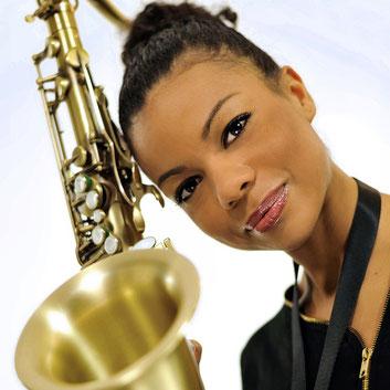 Julia Neulinger - Saxophonlehrerin