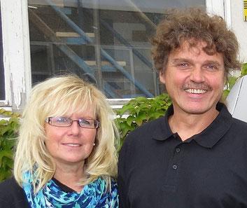 Margit und Gerd Mauch - Schreinerei Mauch