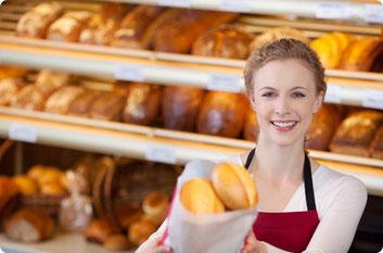 Erfolgreich Bäckereifachverkäuferin werden