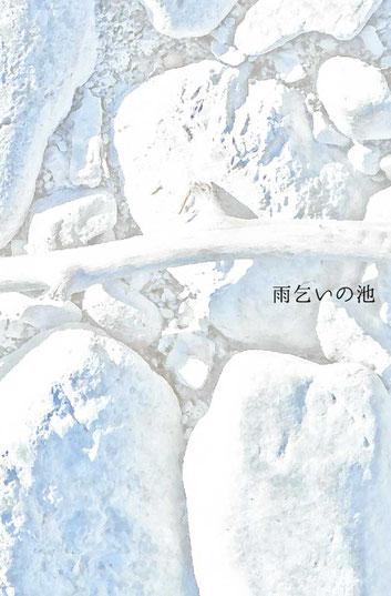 VISUAL BOOK「雨乞いの池」32P(A4変形版)