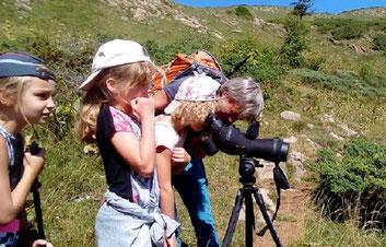 sortie balade montagne sur les traces des marmottes babeth