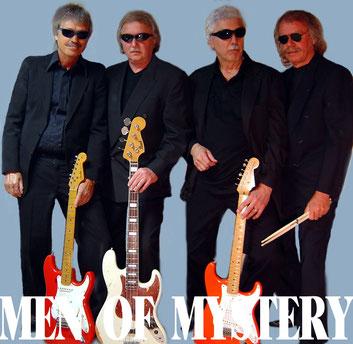 MEN OF MISTERY   /   Die Band ist noch immer aktiv