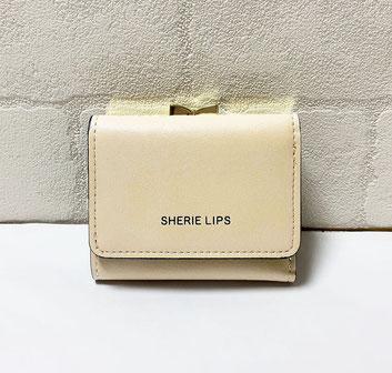 おしゃれ かわいい ティーン 高校生 中学生 JC JK 通学 通勤 お出かけ プレゼント ギフト 人気 女の子 SHERIE LIPS シンプル ベージュ beige