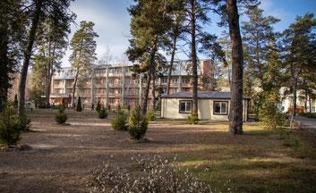 Sanatorium in Ukraine