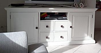 Cruseilles meuble relooké par La Métamorphose du Temps