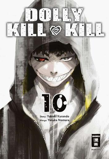 Dolly Kill Kill (10) - Egmont