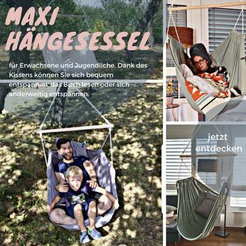 Maxi Hängesessel