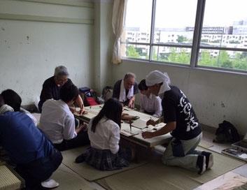 金沢総合高校ものづくり