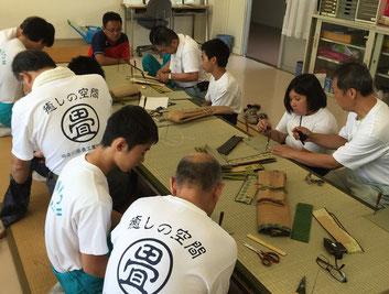 川崎臨港中学校ものづくり体験講座