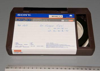 Videokassetten digitalisieren