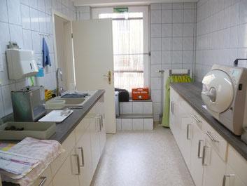 Der Hygienebereich