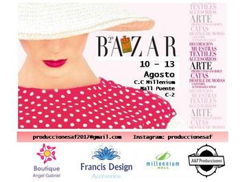 Gran Bazar Millenium Mall, 2da Edición - A & F Producciones