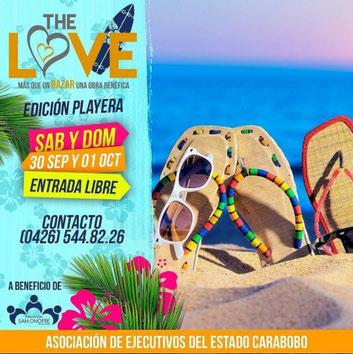 Edición Playera - The Love Bazar