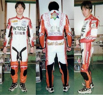 オリジナルロゴ、フルオーダーレーシングスーツ、ツナギ