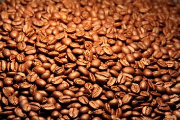 カリッと芯残りのないコーヒー豆