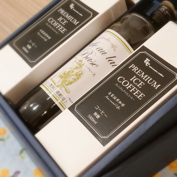 父の日アイスコーヒーギフトセット 3500円(税別)