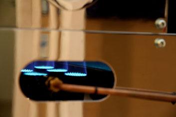 火力アップのためバーナーを3本追加する。