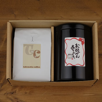 父の日コーヒーギフトセット 4200円(税別)