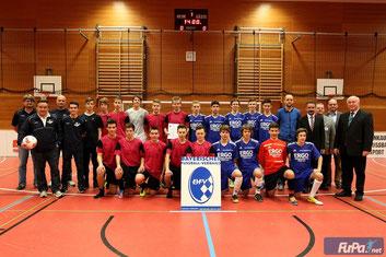 Vizemeister JFG Kinsachkickers & Meister FC Dingolfing