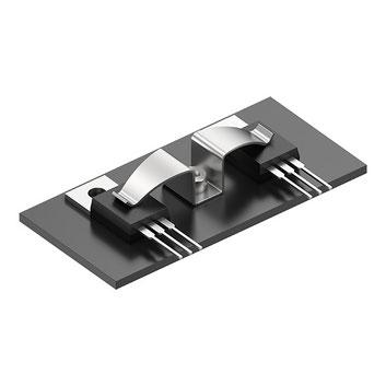 THFK36 Fischer Elektronik トランジスタ固定用スプリング