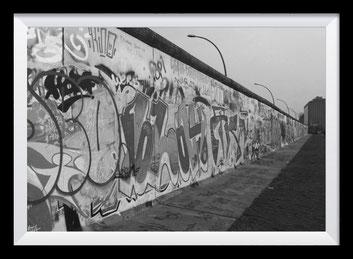 Fotografie Berliner Mauer