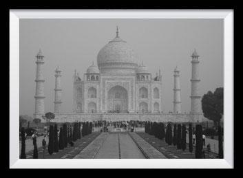 Fotografie Indien, Taj Mahal